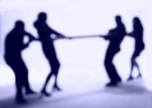 Les differences entre les conflits normaux et pernicieux