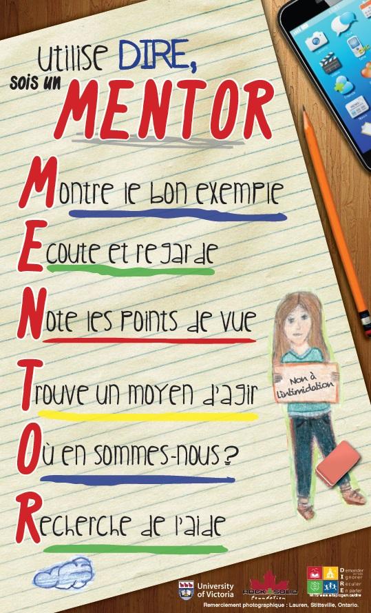 Affiche MENTOR 3