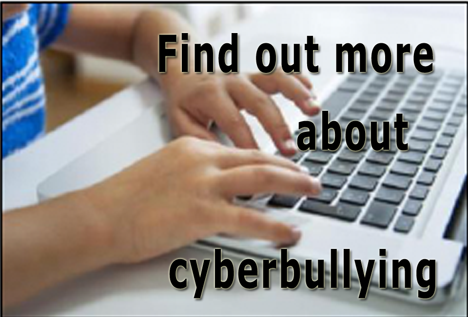 Cyberbullying pamphlet