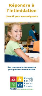 Répondre à l'intimidation : Un guide pour les enseignants